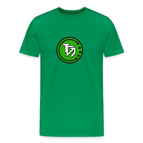 New TGJ Logo 2014 png - Men's Premium T-Shirt