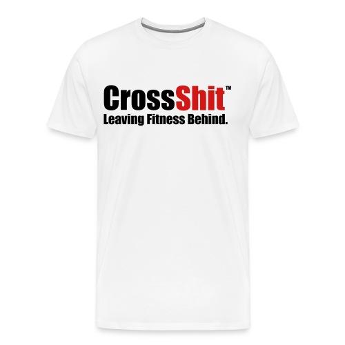 Original CrossShit Shirt - Men's Premium T-Shirt