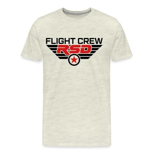RSD Flight Crew - Men's Premium T-Shirt