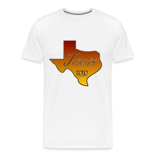 ww texas 4 - Men's Premium T-Shirt