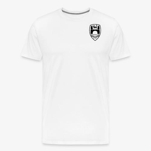 GTI & R Club Logo Black - Men's Premium T-Shirt