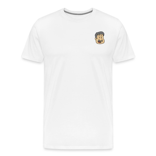 Simple Logo - Men's Premium T-Shirt