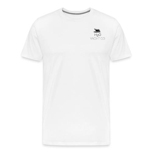 H2O Yacht Co. Black - Men's Premium T-Shirt