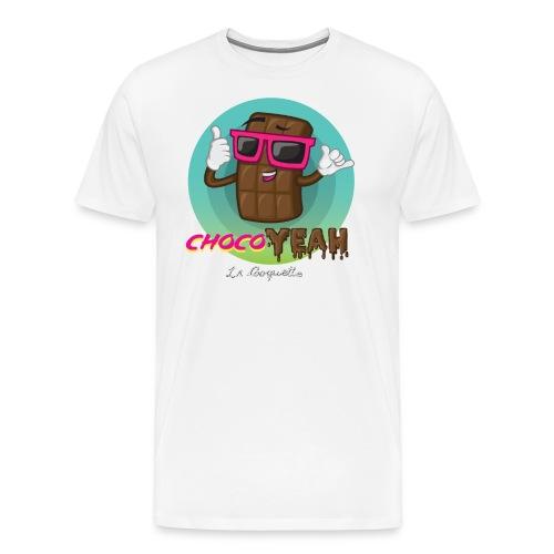 ChocoYEAH - Men's Premium T-Shirt