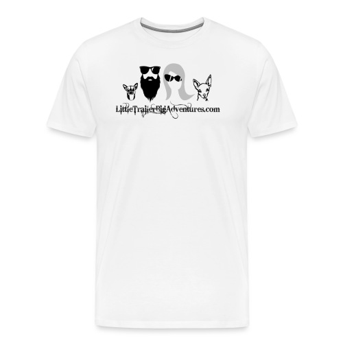 LTBA Headshot - Men's Premium T-Shirt