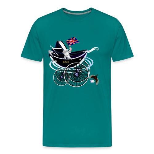 WELCOME..no text - Men's Premium T-Shirt