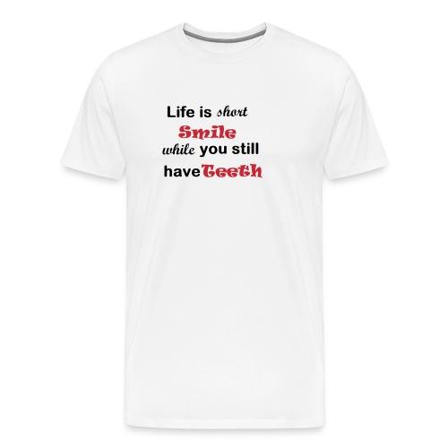 Funny shirts - Men's Premium T-Shirt