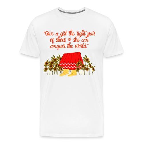 Apache Moccasin T Shirt - Men's Premium T-Shirt