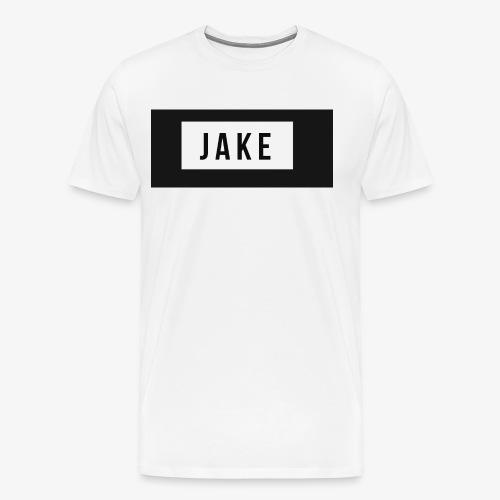 Jake logo - Men's Premium T-Shirt