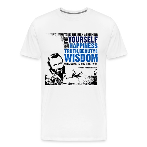 Think For Yourself - Men's Premium T-Shirt