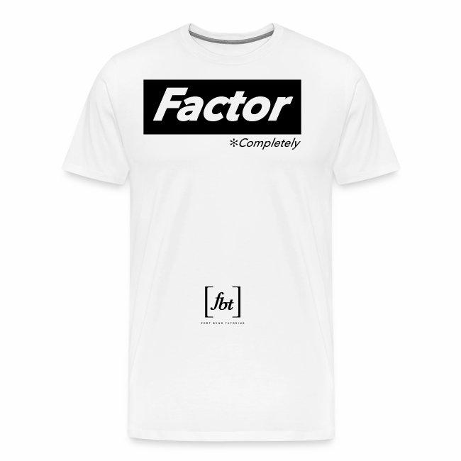 Factor Completely [fbt]