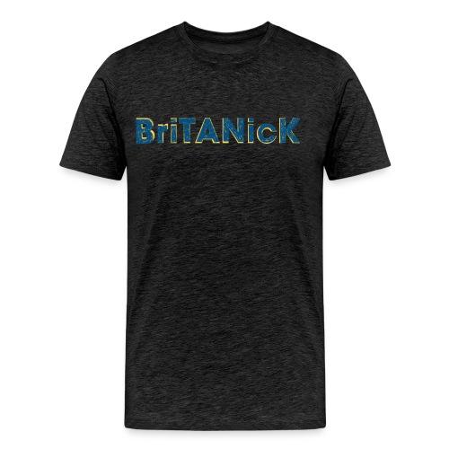 1britanick - Men's Premium T-Shirt
