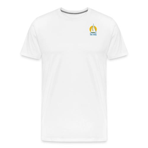 Gone Sailing T-Shirt - Men's Premium T-Shirt