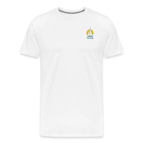 Gone Sailing T-Shirt - Men's Premium T-Shirt