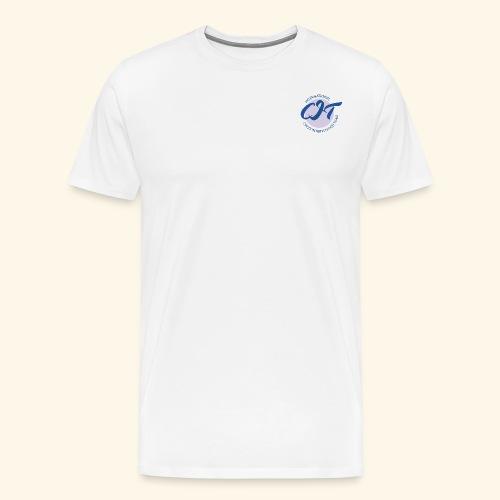 CIT logo vector file - Men's Premium T-Shirt