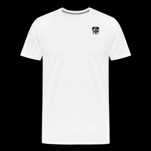 Jamming Dog - Men's Premium T-Shirt