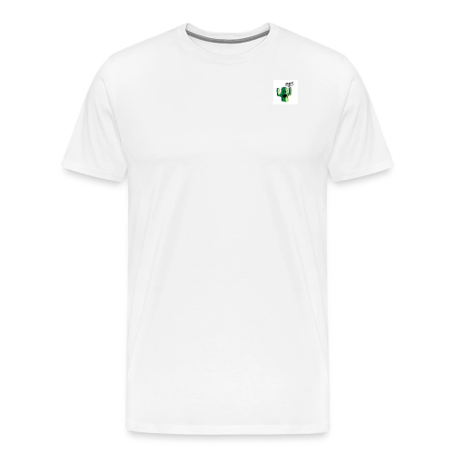 mr. snuggle - Men's Premium T-Shirt