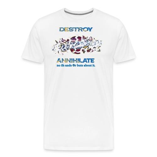 Golden State Warriors White Tees Men's Woman's - Men's Premium T-Shirt