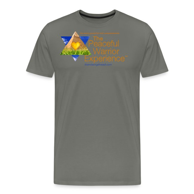 The Peaceful Warrior Experience t-shirt 1