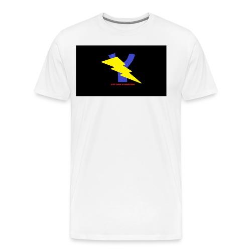 YVNG-STRIKE - Men's Premium T-Shirt
