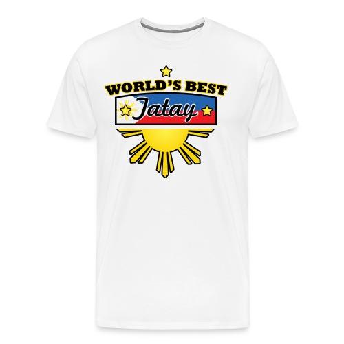 fd btatay - Men's Premium T-Shirt