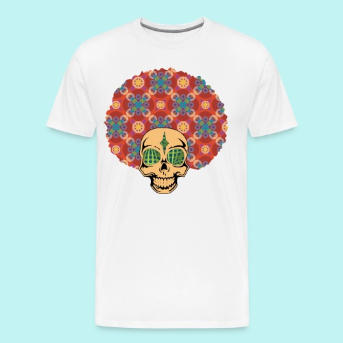 MACK DADDY SKULLY - Men's Premium T-Shirt