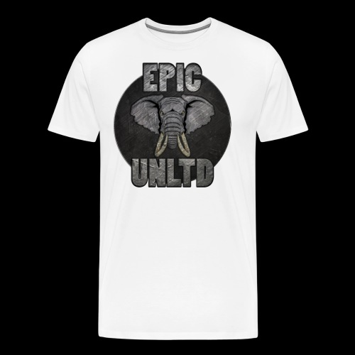 EPIC UNLTD Logo Shirt - Men's Premium T-Shirt