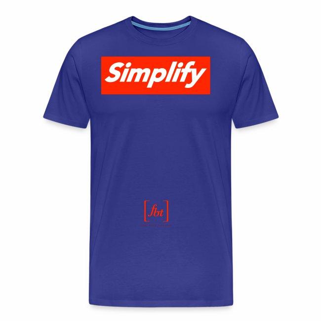 Simplify [fbt]