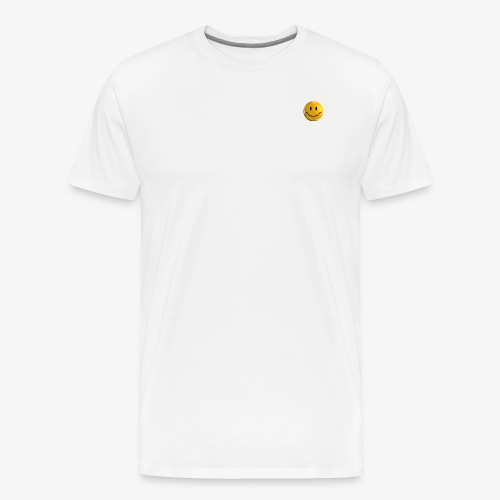 Smile Pin - Men's Premium T-Shirt