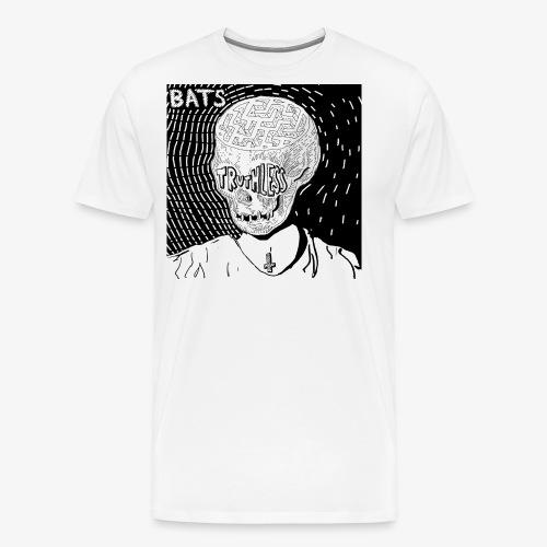 BATS TRUTHLESS DESIGN BY HAMZART - Men's Premium T-Shirt
