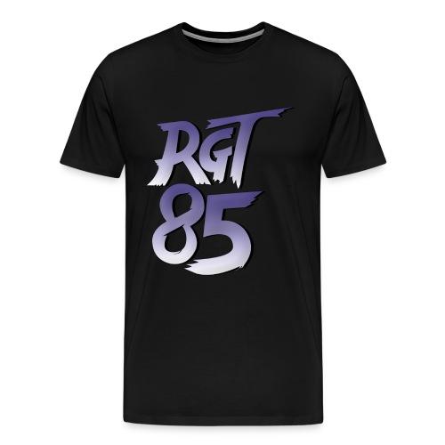 RGT 85 Logo - Men's Premium T-Shirt