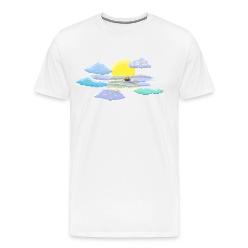 Sea of Clouds - Men's Premium T-Shirt