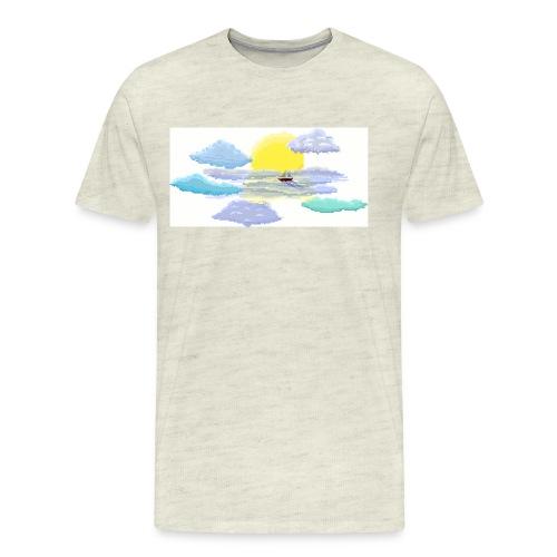 Sea of Clouds - Men's Premium T-Shirt