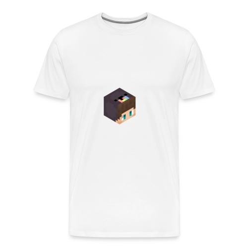 Matt123So 3D Head - Men's Premium T-Shirt