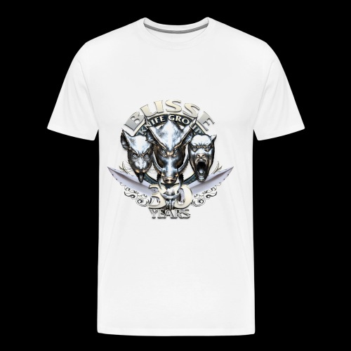 Busse Knife Group Logo - Men's Premium T-Shirt