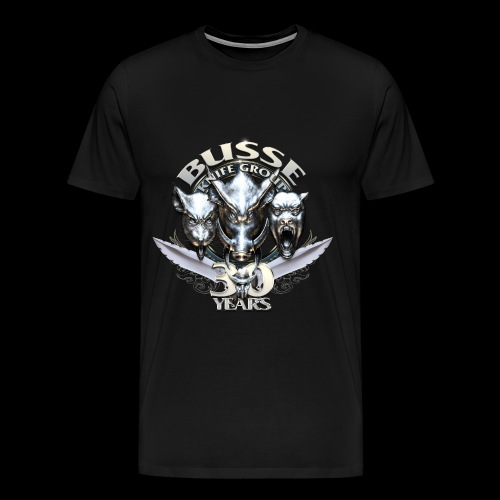 Busse Knife Group Logo - Men's Premium T-Shirt