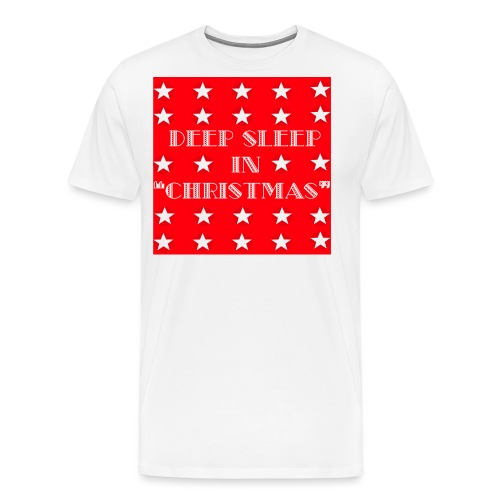 Christmas theme - Men's Premium T-Shirt