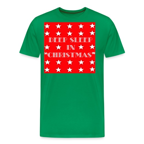 Christmas theme - Men's Premium T-Shirt