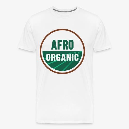 Afro Organic - Men's Premium T-Shirt