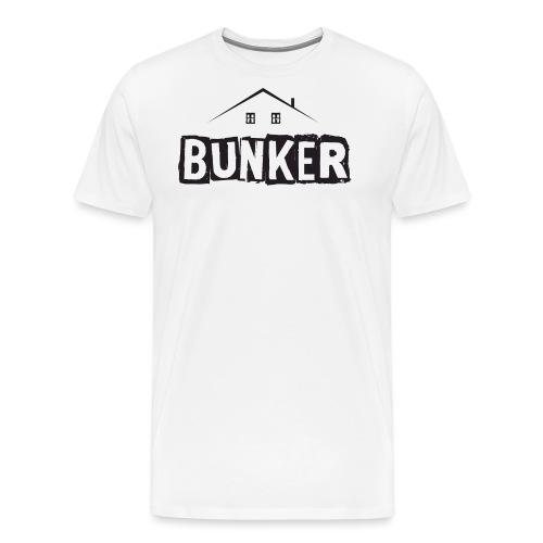 Balck BUNKER - Men's Premium T-Shirt