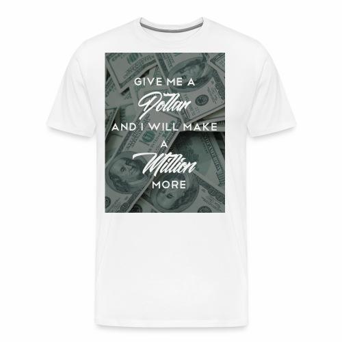 million - Men's Premium T-Shirt