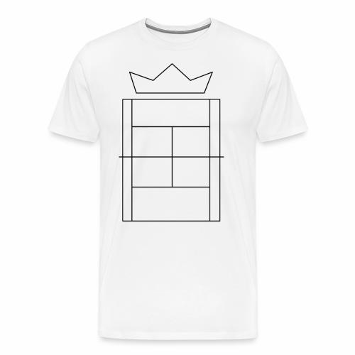 Queen/King of the Court - Men's Premium T-Shirt