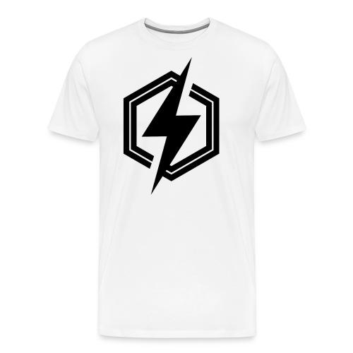 logonoir - Men's Premium T-Shirt