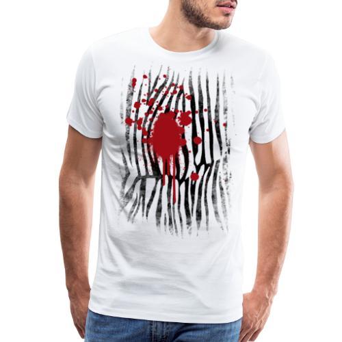 fuck you hunter... we don't die! - Men's Premium T-Shirt