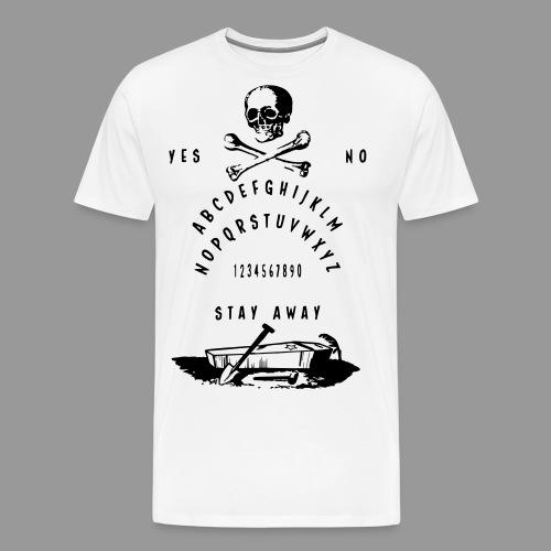 Secret Society Talking Board - Men's Premium T-Shirt