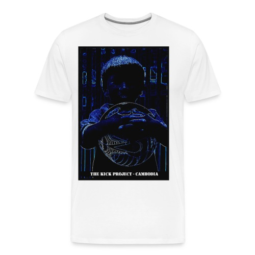ScrnRes Cambodia3 - Men's Premium T-Shirt