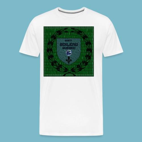 party boileau 7 - Men's Premium T-Shirt