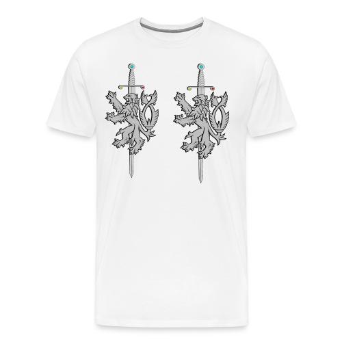 deacon - Men's Premium T-Shirt