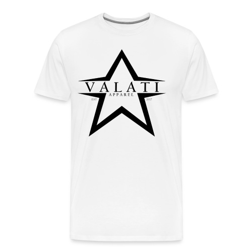 V-STAR Black - Men's Premium T-Shirt
