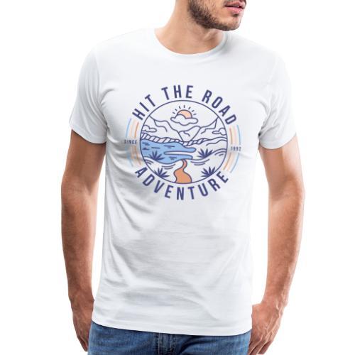 adventure - Men's Premium T-Shirt